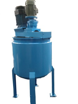 Twin shaft mixer manufacturer in India